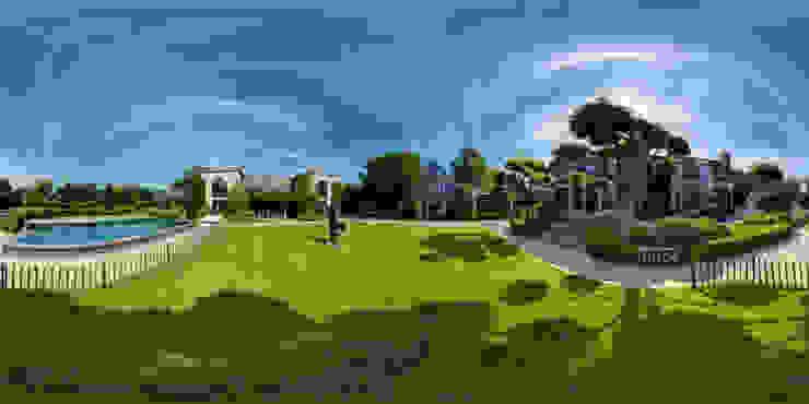 360°x360° Virtuele Rondleidingen met Interieur - en Exterieur foto's. Landelijke kantoor- & winkelruimten van 360D - Virtuele Rondleiding Landelijk Tegels