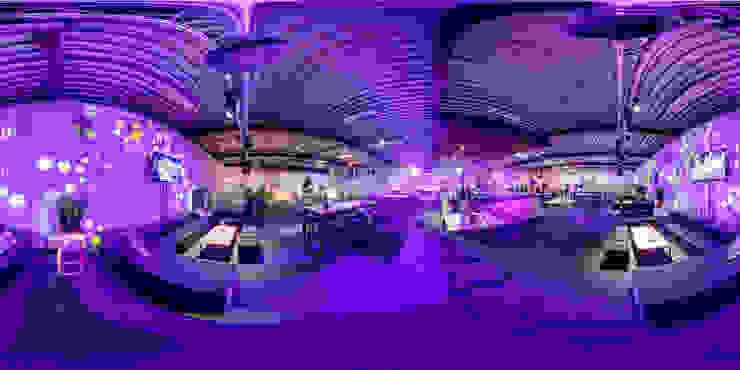 360°x360° Virtuele Rondleidingen met Interieur - en Exterieur foto's. Moderne evenementenlocaties van 360D - Virtuele Rondleiding Modern Hout Hout