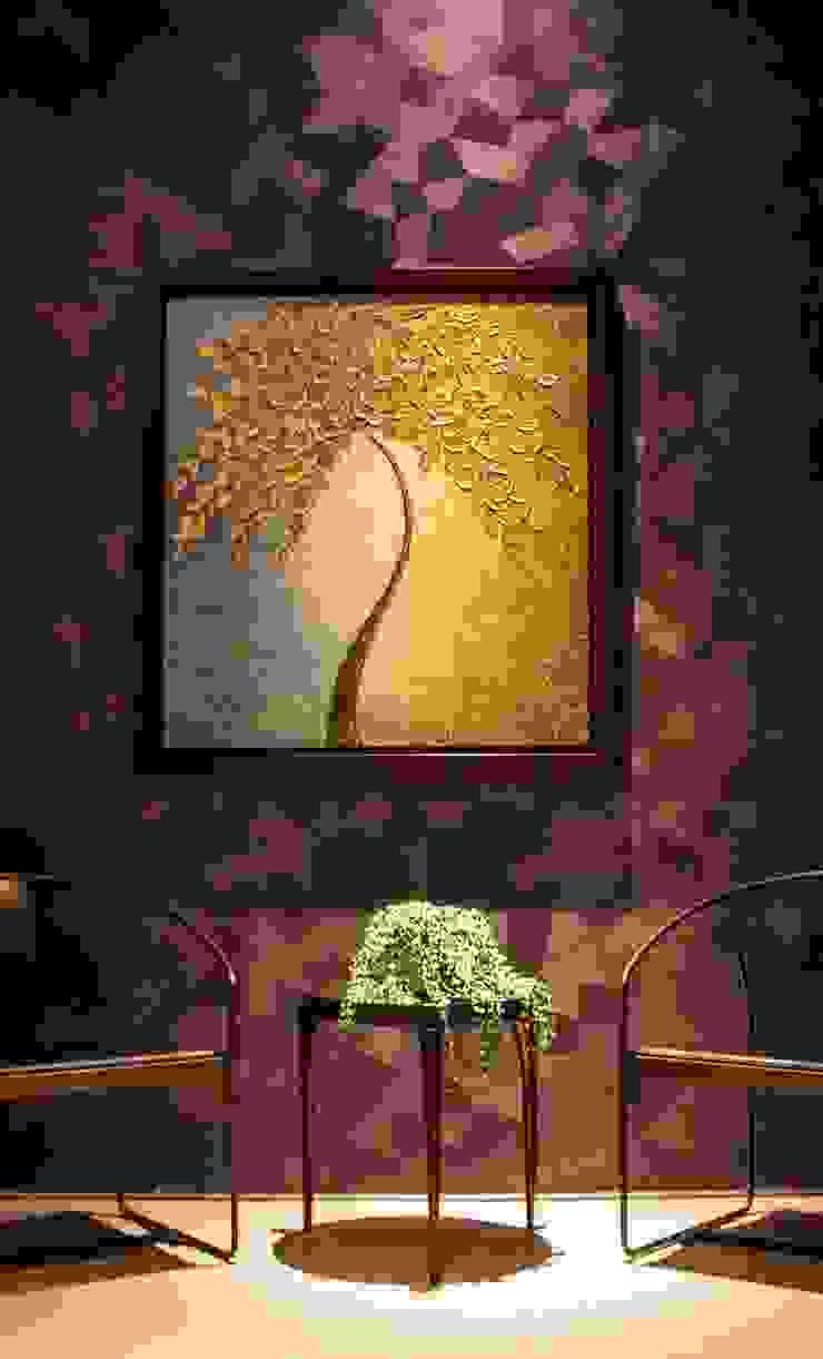 Ruang Tamu Ruang Keluarga Tropis Oleh Bobos Design Tropis