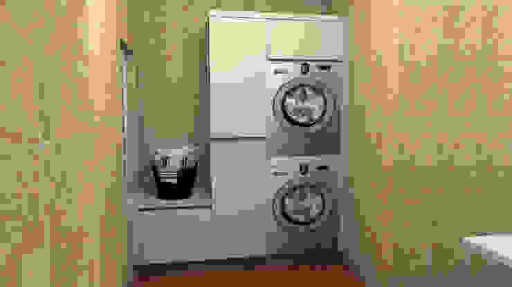MJF Interiores Ldª KitchenStorage Beige