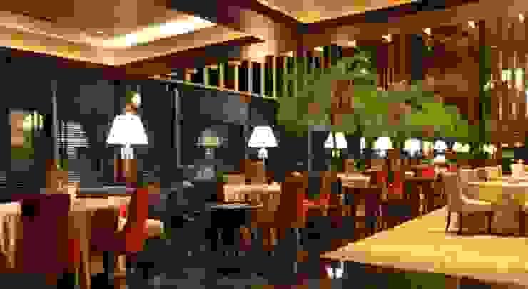 Dining Area Gastronomi Tropis Oleh Bobos Design Tropis