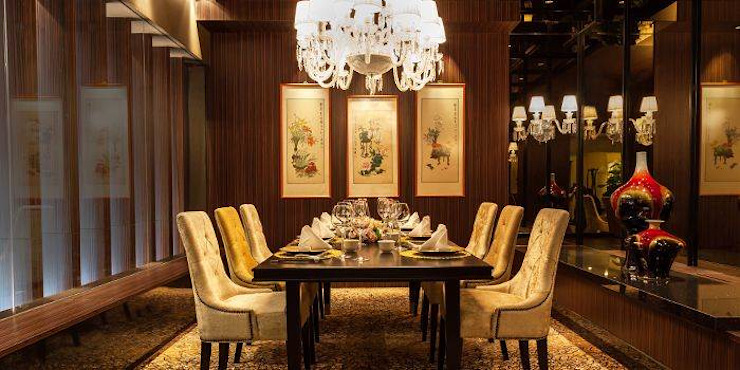 Dining Area Gastronomi Klasik Oleh Bobos Design Klasik
