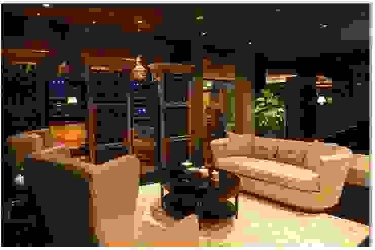 Wine Lounges Gastronomi Tropis Oleh Bobos Design Tropis