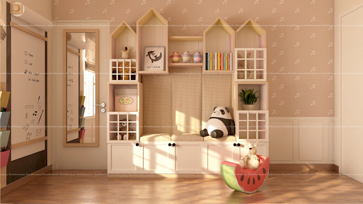 Fabmodula Nursery/kid's room