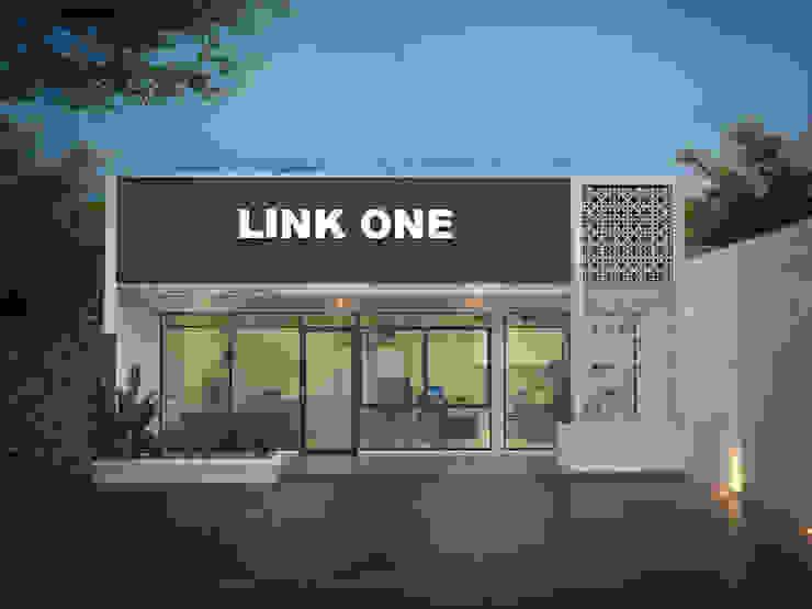 Fasad alr 2 Kantor & Toko Modern Oleh Arsitekpedia Modern