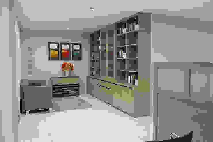 Perpustakaan Kantor & Toko Modern Oleh Arsitekpedia Modern