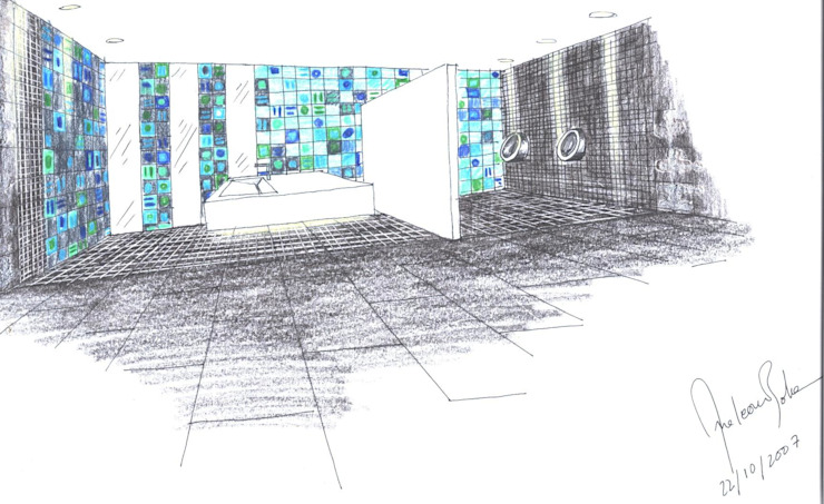 by Atelier Ana Leonor Rocha Modern