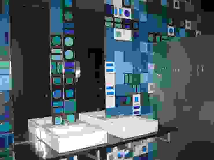 Massive Espaços comerciais modernos por Atelier Ana Leonor Rocha Moderno
