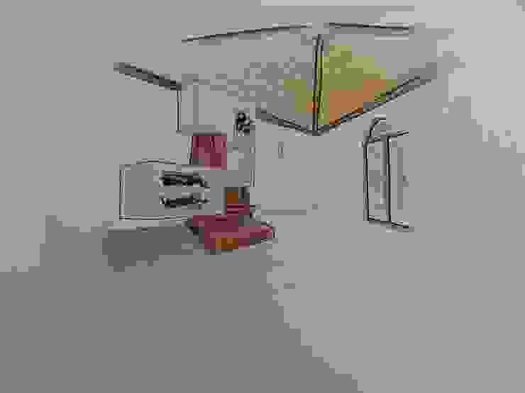 Moradia Sketch Quinta do Lago por Atelier Ana Leonor Rocha
