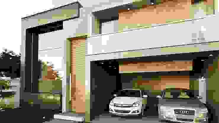 Garagem Pivotante: Condomínios  por Gelker Ribeiro Arquitetura | Arquiteto Rio de Janeiro,