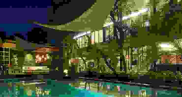 Residence – Bobos Kolam Renang Tropis Oleh Bobos Design Tropis