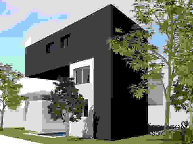 van Pacheco & Asociados Minimalistisch Beton