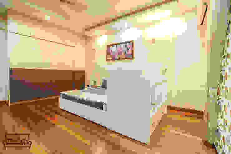 Baños de estilo moderno de Woodofa Lifestyle Pvt. Ltd. Moderno