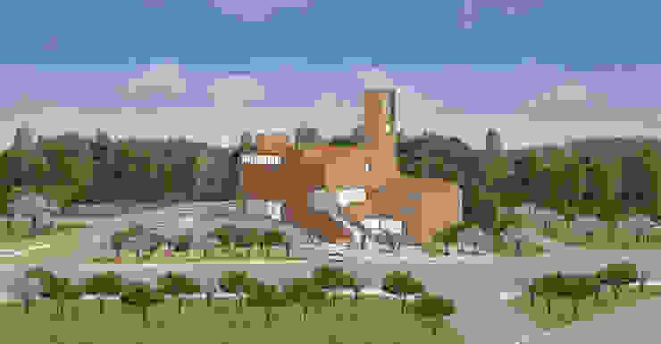 블로동 성당 : 건축일상의 현대 ,모던
