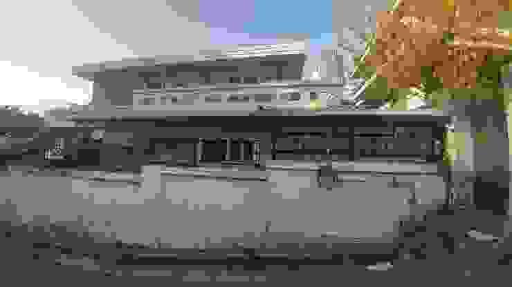 길월동 주택 리모델링 (추가): 건축일상의 현대 ,모던
