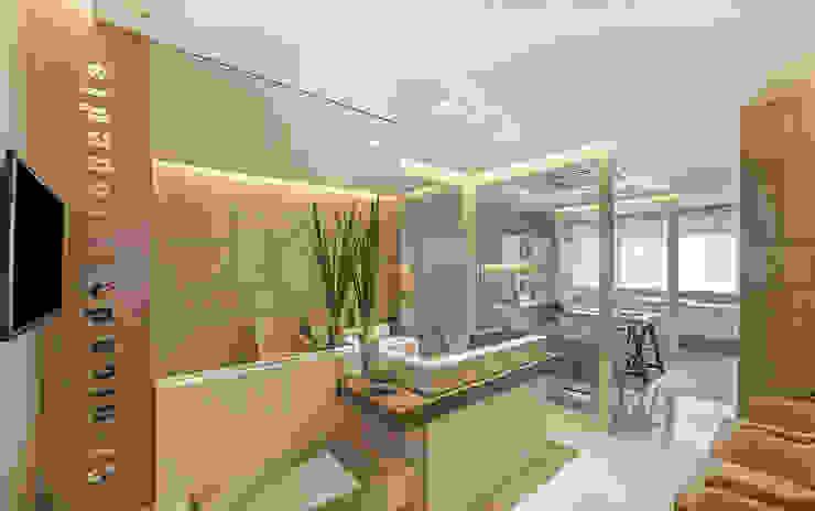 Modern clinics by BG arquitetura | Projetos Comerciais Modern