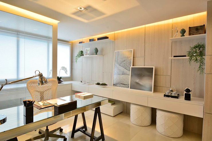 BG arquitetura | Projetos Comerciais의  클리닉