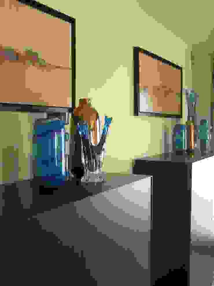 Apartamento Galé 3 Salas de jantar modernas por Atelier Ana Leonor Rocha Moderno