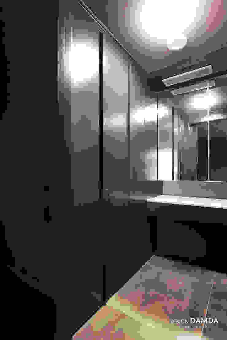 하남시 덕풍동 더샵센트럴뷰 34평 모던스타일 욕실 by 디자인담다 모던