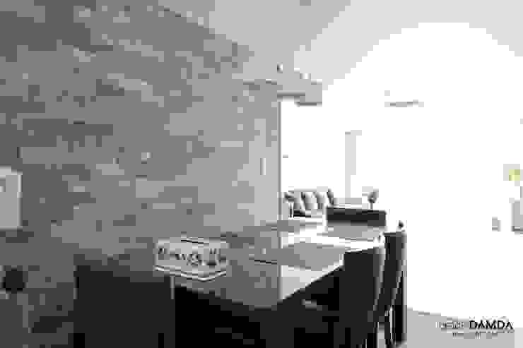 غرفة السفرة تنفيذ 디자인담다