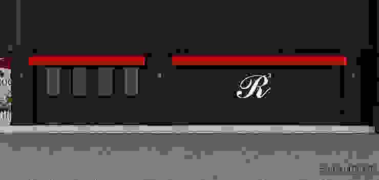 R-SQUARED BAR建築外觀示意圖(after): 經典  by 維斯空間創研有限公司, 古典風
