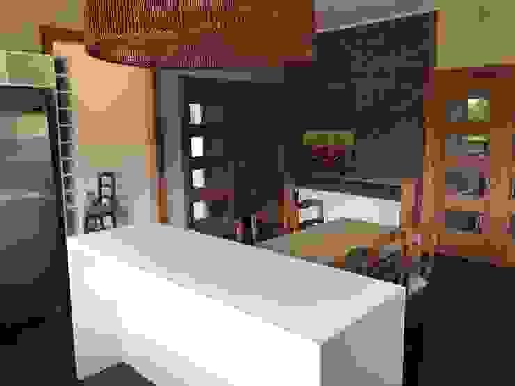 modern  by Quo Design - Diseño de muebles a medida - Puerto Montt, Modern Quartz