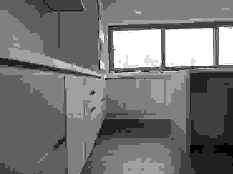 Cocina CF, ciudad de Osorno Modern Kitchen by Quo Design - Diseño de muebles a medida - Puerto Montt Modern