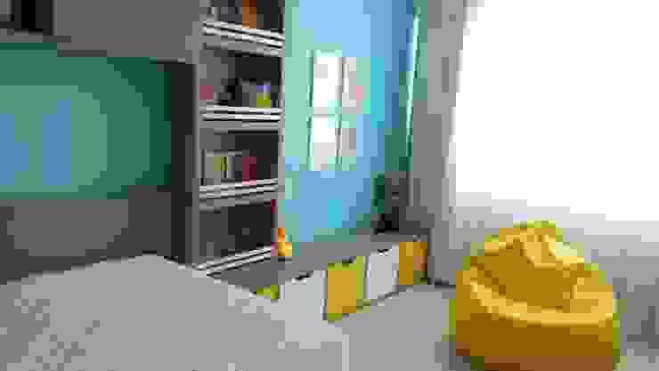 Rita Corrassa - design de interiores ห้องนอนเด็กของเล่น
