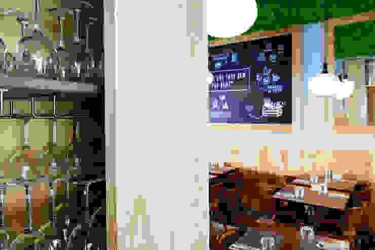 aponto Gastronomy Solid Wood Wood effect