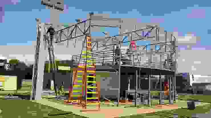 Proceso de construcción de Faerman Stands y Asoc S.R.L. - Arquitectos - Rosario