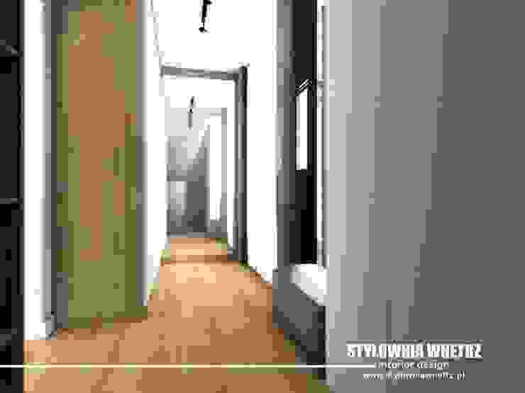 Stylownia Wnętrz Modern style dressing rooms White