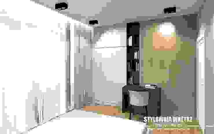 Stylownia Wnętrz Modern style bedroom White