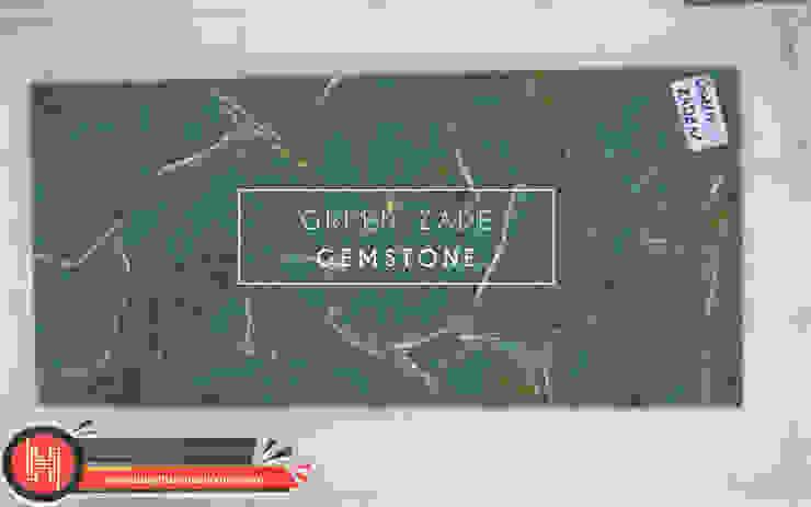 Green Jade Stone - height stones luxury Height Stones Interior landscaping Stone Green