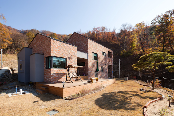 Country house by 위드하임