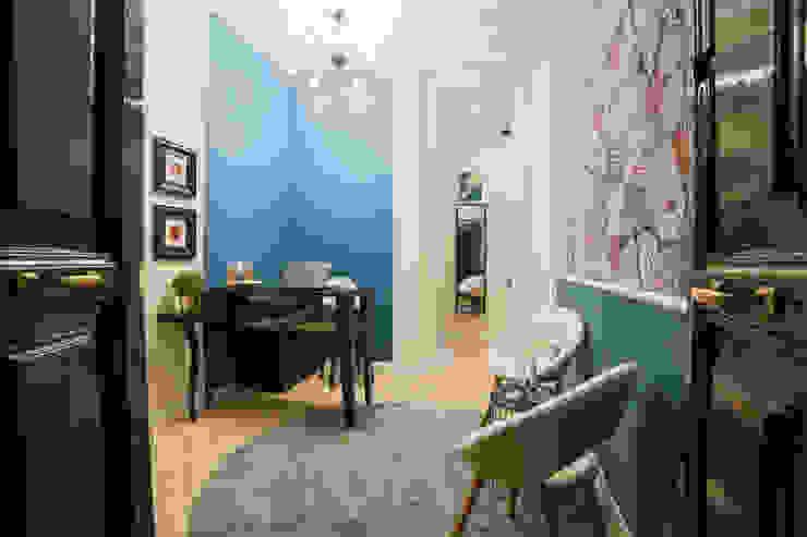REception/Ingresso appartamento:  in stile  di Creattiva Home ReDesigner  - Consulente d'immagine immobiliare, Eclettico