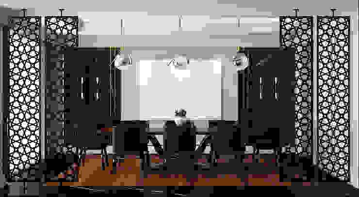 Dining room by FA - Fehmi Akpınar İç Mimarlık