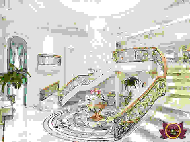 WONDERFUL HALL DESIGN by Luxury Antonovich Design