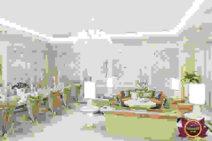 UNIQUE LUXURIOUS INTERIOR FOR FAMILY by Luxury Antonovich Design