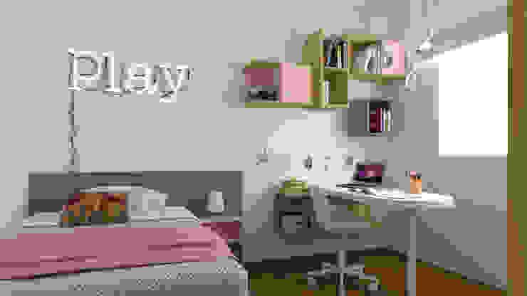 OGARREDO Dormitorios de niñas
