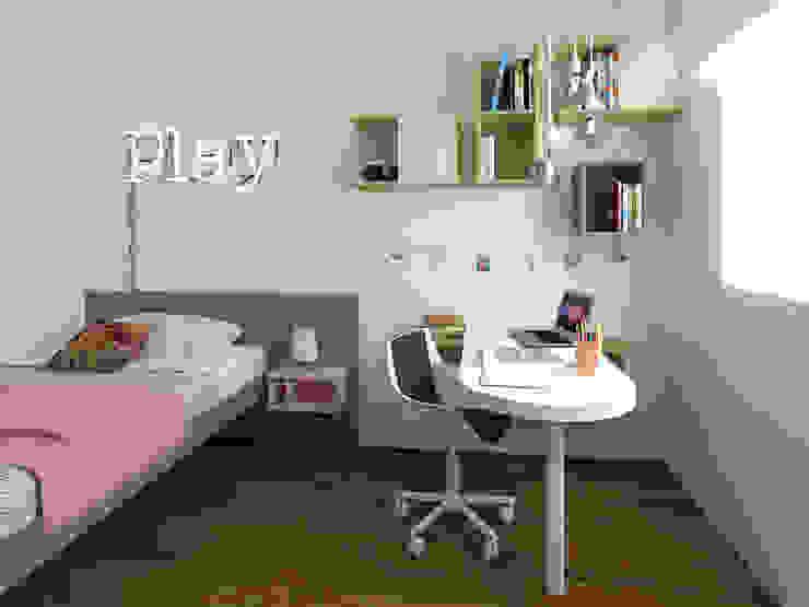 Dormitorios escandinavos de OGARREDO Escandinavo