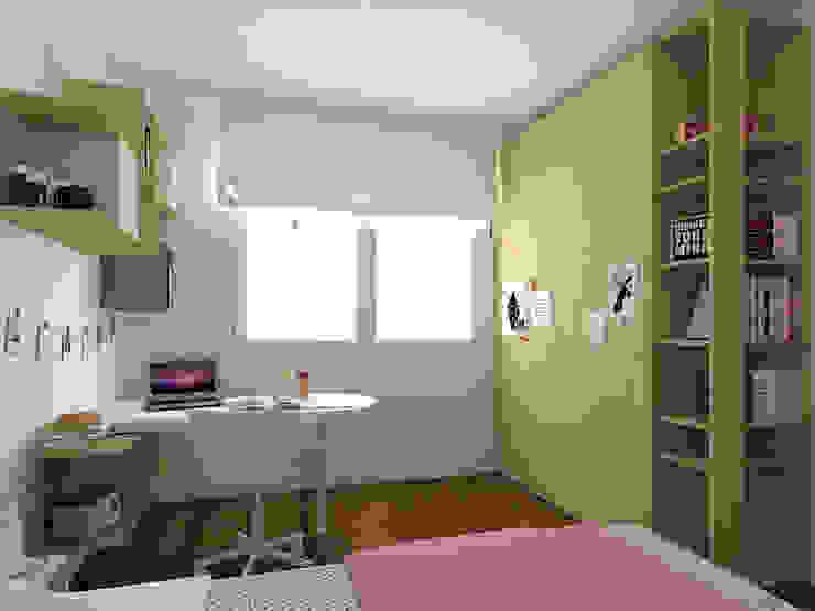Estudios y oficinas estilo escandinavo de OGARREDO Escandinavo