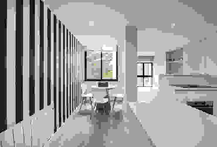 Sala de Jantar Salas de jantar modernas por ARQ1to1 - Arquitectura, Interiores e Decoração Moderno