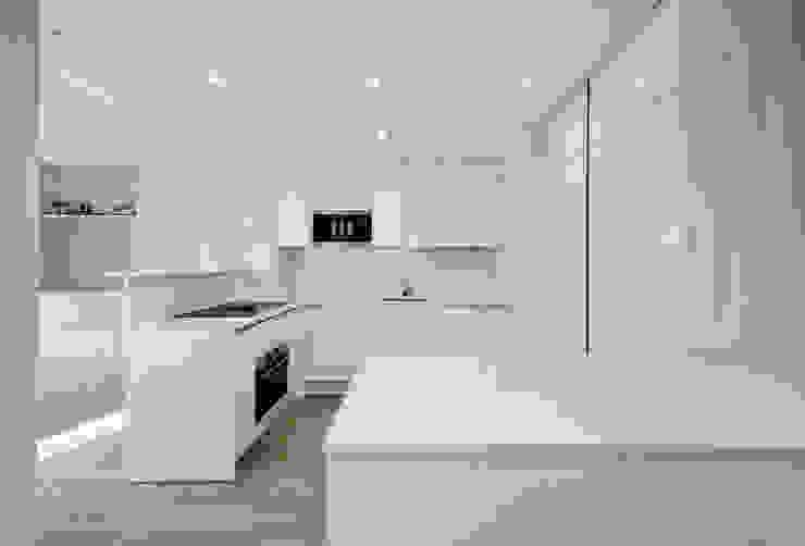 Muebles de cocinas de estilo  por ARQ1to1 - Arquitectura, Interiores e Decoração