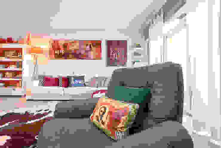 ARQ1to1 - Arquitectura, Interiores e Decoração Living roomAccessories & decoration