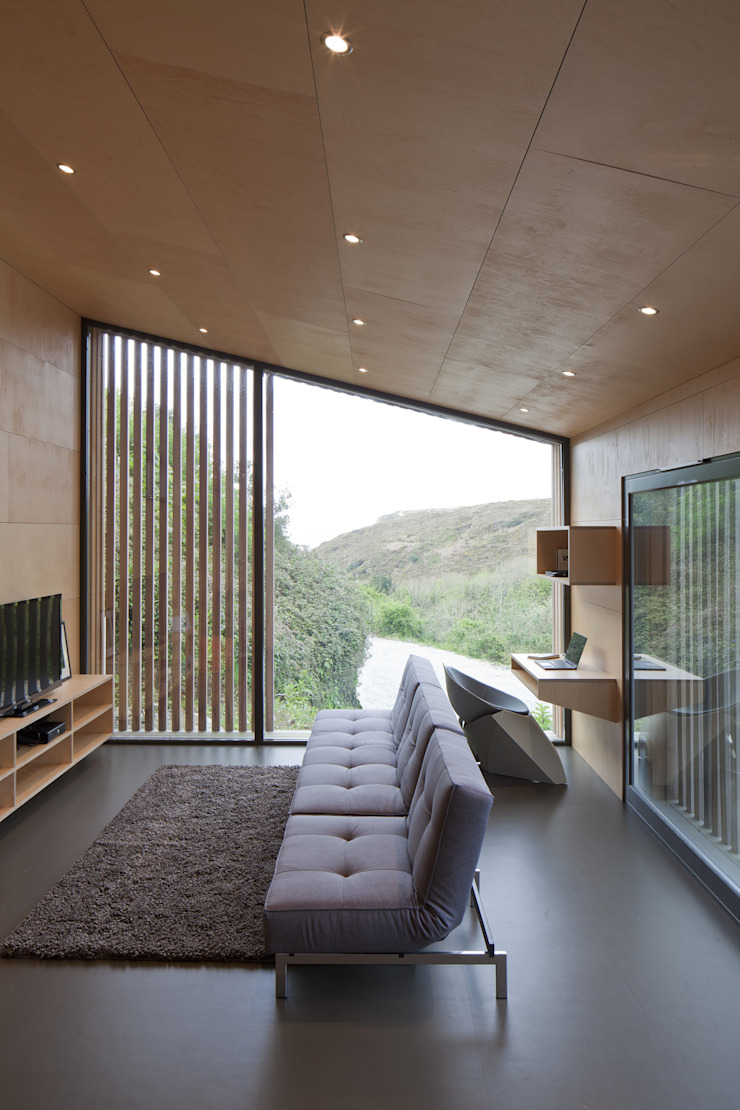 Ecospace Italia srl Modern living room Wood