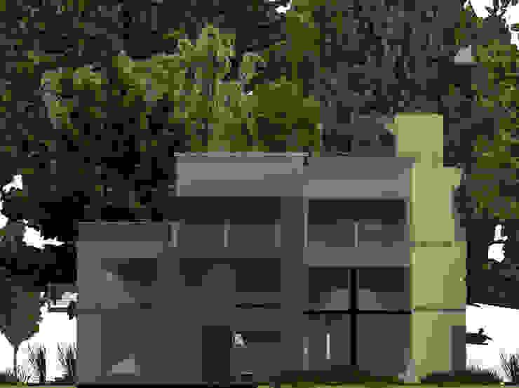 by OBS DISEÑO & CONSTRUCCION. Minimalist Concrete