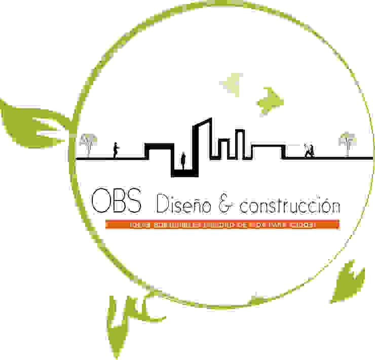 OBS DISEÑO & CONSTRUCCION. de OBS DISEÑO & CONSTRUCCION. Minimalista Concreto reforzado