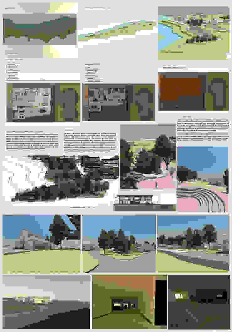 casa campestre los alpes de OBS DISEÑO & CONSTRUCCION. Minimalista Concreto reforzado