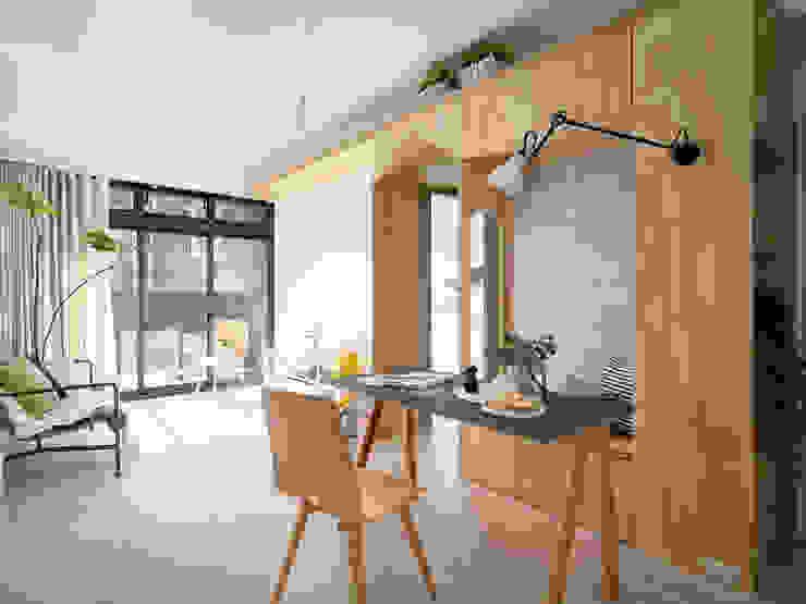 森木木 根據 寓子設計 北歐風