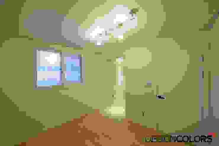 서초구 반포동 반포두산힐스빌 아파트 인테리어 22평 모던스타일 미디어 룸 by DESIGNCOLORS 모던